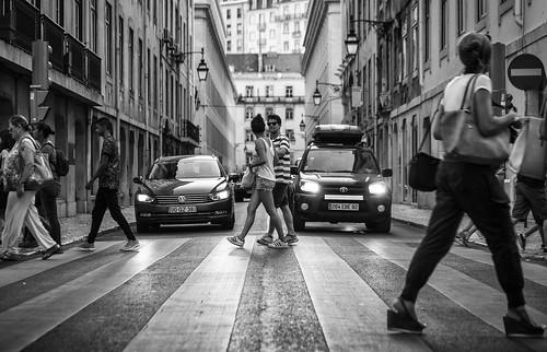 """Down the streets"" - Lisbon 2016"