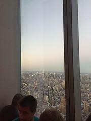 IMG_0641 (gundust) Tags: nyc ny usa september 2016 newyork newyorkcity manhattan architecture wtc worldtradecenter 1wtc oneworldtradecenter som skidmoreowingsmerrill davidchilds oneworldobservatory spire skyscraper stel glass observationdeck downtown