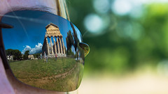 Paestum (Alex.Sebastian.H) Tags: paestum salerno italy riflesso glasses reflection alexsebastianh nikkor2470 nikond610