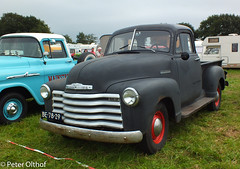 Chevrolet Pick-up (peterolthof) Tags: neurhede 1011092016 peter olthof peterolthof