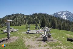 Playground! (HendrikMorkel) Tags: austria family sterreich bregenzerwald vorarlberg sonyrx100iv mountains alps alpen berge natursprngewegbrandnertal
