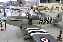 Fairey Firefly TT.6 RAN WJ109/K-238 (NTG's pictures) Tags: fairey firefly tt6 ran wj109k238 fleet air arm museum australia nowra nsw