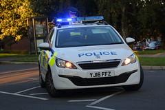 IMG_9589 (Yorkshire Pics) Tags: incident accident caraccident carcrash swillington leeds emergency emergencyservices emergencyvehicles emergencyservice emergencyservicevehicles emergencyservicetransport police policevehicles policetransport policecars parkedonblues 3008 30082016 yj16ffz