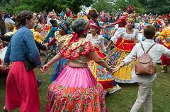 Joining In (McTumshie) Tags: hornimanbrazil 20160904 gandaiaarts hornimancarnival hornimanmuseum london maracatudomafua carnival costumes dance dancing england unitedkingdom