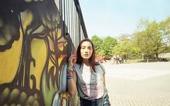 (Erica Pozza) Tags: 35mm pellicola film pop popmood girl woman portriat