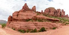 Red Rocks Panorama (MudflapDC) Tags: redrocks sedona pinkjeeptour travel panorama 4x4 offroading arizona vacation 2016 holiday az unitedstates us