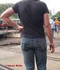 jeansbutt10841 (Tommy Berlin) Tags: men jeans butt ass ars wrangler