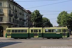 GTT 2759 (Davuz95) Tags: gtt linea 7 torin torino tram storico camera e cucina