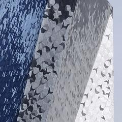 - La Philharmonie de Paris - (Jacqueline ter Haar) Tags: citdelamusique laphilharmoniedeparis paris lavillette tones architect jeannouvel escheriaans