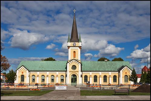 Borgholms kyrka