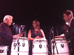 Sheila E and Father Pete Escovedo