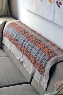 Kex Blanket pattern by Stephen West
