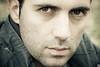 Jérémy-9 (Au Fil Des Caprices (photographer & model)) Tags: portrait vintage latin brun homme regard charme braise noisette charmant romantique intensité ténébreux