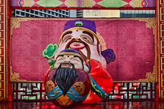 Fu Lu Shou (chooyutshing) Tags: decorations public festive singapore display chinesenewyear celebration lanterns lunarnewyear marinabay fulushou riverhongbao yearofthesnake 2013 singaporetourismboard singaporepressholdings singaporechinesechamberofcommerce peoplesassociation thefloatmarinabay thefloatingplatform singaporefederationofchineseclanassociations