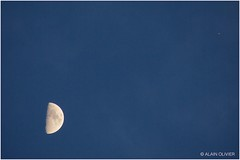 Conjonction entre la Lune et Jupiter