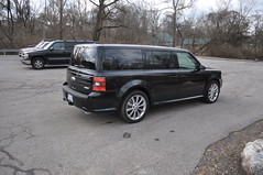 "2012 Ford Flex Rear Suicide Doors • <a style=""font-size:0.8em;"" href=""http://www.flickr.com/photos/85572005@N00/8497519243/"" target=""_blank"">View on Flickr</a>"