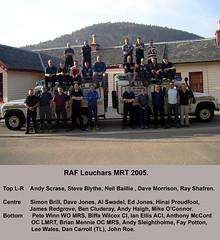 LEUCHARS MRT 2005-1 (RAFMRA) Tags: sunshine leuchars sefton mountainrescue rafmountainrescue sunsh rafmrs rafmra wwwrafmountainrescuecom leucharsteam