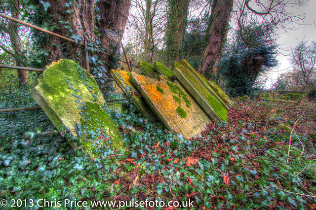 Hinton Ampner Churchyard