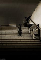 _DSC1481 (Kohji Iida) Tags: street old city senior japan photography hall university blind metro guitar box philippines sm manila donation filipino vendor kohji noire iida