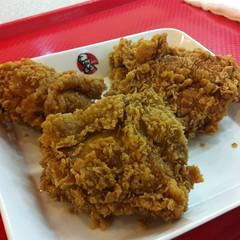 ไก่ทอด (ฮอทแอนด์สไปซี่) | Hot & Spicy Fried Chicken (Extra Crispy) @ KFC | เคเอฟซี บิ๊กซีหางดง