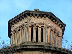 Monteath Mausoleum Roof