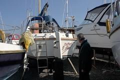 haven yard boat sailing ship yacht essex fambridge southerly28
