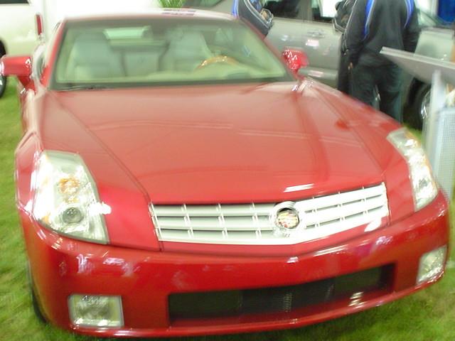 2004 autoshow cadillac xlr chrisnagy 2004georgiancollegeautoshow