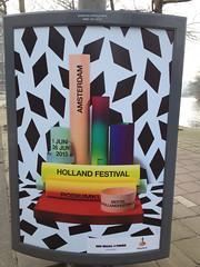 Holland Festival 2013 (Posters in Amsterdam by Jarr Geerligs) Tags: holland amsterdam festival poster design graphics nederland maureen carteles plakate affiche noordholland mooren jarr img4312 geerligs wwwpostersinamsterdamcom postersinamsterdam postersinams takenin2013