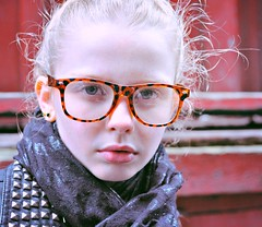 (plot19) Tags: ranch uk family light portrait england love girl rock bar pose manchester glasses kid nikon punk olivia liv plot19