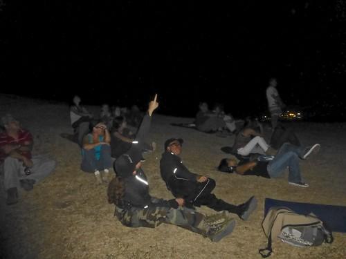 Viaje a Nemaclys, Caldera- Cazadores de cometa PanSTARRS C/2011 L4