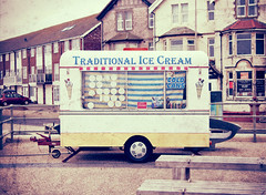 From summers past (Nick Barkworth) Tags: 35mm retro icecreamvan fauxvintage fakevintage nikond90