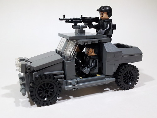 N.E.S.T Fast Attack Vehicle