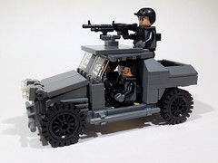 N.E.S.T Fast Attack Vehicle (Project Azazel) Tags: lego nest pa transformers fav ba buggy specialforces robotsindisguise specops dpv legomodel sector7 brickarms fastattackvehicle modernwarfare chenowth legomilitary modernmilitary legotransformers legospecialforces projectazazel legomiltarymodel legomilitarymodel legomilitarymodels