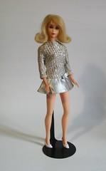 Barbie Silver Sparkle #1885 [1969 - 1970] (Lukas_Von_Incher) Tags: silver barbie sparkle 1885