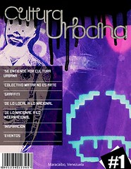 Revista CU (LieselDS) Tags: photoshop graffiti design revista urbano diseo cultura propuesta