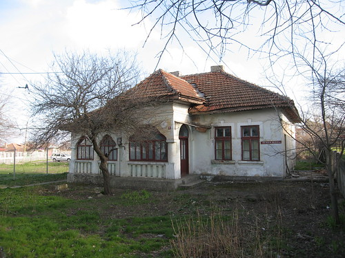 Old house in Techirghiol