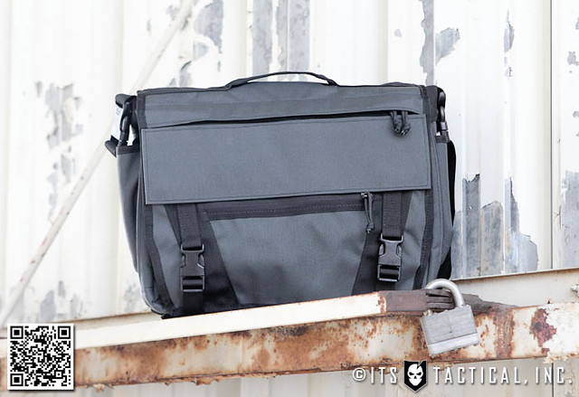 ITS Tactical Discreet Messenger Bag 03