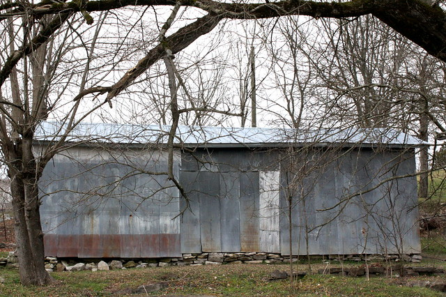 Esso Advertising Barn - New Middleton, TN