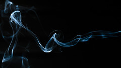 Smokey Wallpaper (Obtuse Photo) Tags: abstract adam canon photography photo experimental smoke dugas obtuse strobist 5dii