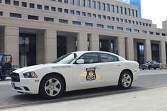 Indiana State Police Department (Tyson1976) Tags: firetrucks indianapolisindiana dodgecharger ambulances policecars emergencyvehicles indianastatepolice