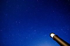 To infinity... (Owen Seago) Tags: uk sky night star scotland nikon d7000