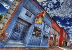 The M.A.D. House (Ken Yuel Photography) Tags: mad coors ruralamerica mainstreetamerica bricksidewalk co