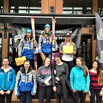 Panorama Spring Series - Top-10 Van Houtte Cup Overall Ladies Podium PHOTO CREDIT: Gregor Druzina
