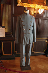 Anna Karenina Count Vronsky Uniform (Martin D Stitchener) Tags: london film movie keiraknightley nationaltrust judelaw hamhouse annakarenina leotolstoy
