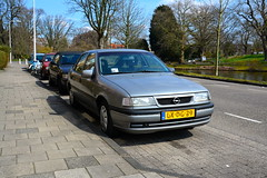 1995 Opel Vectra X1.6SZ (Michiel2005) Tags: auto car opel vectra ocar x16sz