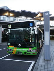 Toei Bus () (Rico&Pluto) Tags: bus toei
