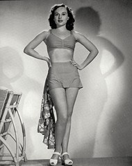 Paulette Goddard Film Star Parade 1943 (Dunstabelle) Tags: hollywood actress moviestar 1943 starlet paulettegoddard filmstarparade