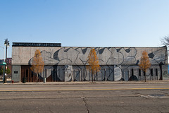 amaze (ExcuseMySarcasm) Tags: streetart graffiti michigan unitedstatesofamerica detroit amaze guerrillaart mocad excusemysarcasm
