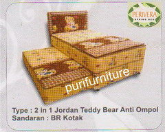 PURI PERIVERA SPRING BED 18 2IN1 JORDAN TEDDY BEAR ANTI OMPOLs (PURI SPRING BED CENTER) Tags: hello bird florence spring bed teddy furniture hellokitty interior central champion spiderman kitty mickey romance bee american elite koala pooh teddybear angry headboard mickeymouse winniethepooh simmons minniemouse serta 3in1 per 2in1 mattress quantum divan alga puri busa tomjerry sealy superland dreamline pegas slumberland kasur bigland springbed dipan dunlopillo angrybirds mebel harmonis shawnthesheep everdream kingkoil enzel airland springair bigpoint comforta protectabed sandaran therapedic guhdo kasurbusa purifurniture kasurper comfortaspringbed ladyamericana perivera periveraspringbed