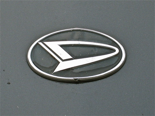 Daihatsu Badge >> 1971 Datsun 240z Sport Coupe Emblem But Originally From Daihatsu